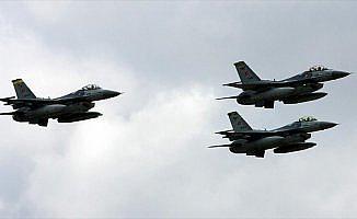 Irak'ın kuzeyine hava harekatı: 13 terörist etkisiz hale getirildi