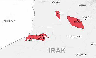 Irak'ta Havice'yi kurtarma operasyonunun ikinci aşaması başladı