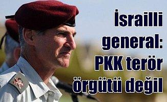 İsrail Eski Genelkurmay Başkanı: PKK terör örgütü değil