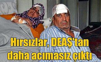 Kayseri'de Bayırbucak Türkmeni aileye saldırı