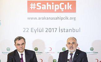 Kuveyt Türk'ten Arakanlı Müslümanlar için Türk Kızılayı'na destek