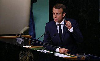 Macron'un senato seçiminde sandalye sayısı düştü