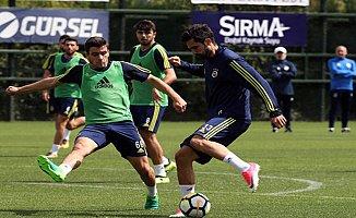 Mehmet Ekici takımla çalışmalara başladı