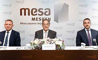 MESA 2017'de 6 milyar liralık 8 projeye imza attı