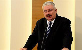 MHP Genel Başkan Yardımcısı Yalçın: MHP'den ihraç edilenlerin sayısı 9'u geçmedi
