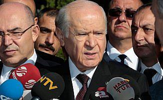 MHP Genel Başkanı Bahçeli: Barzani tokatı yedikten sonra anlar ama iş işten geçmiş olur