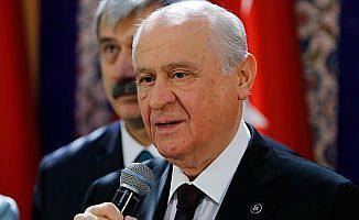 MHP Genel Başkanı Bahçeli: Kör Niko gündemde öne geçti. Ben ona yanıyorum