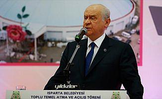 MHP Genel Başkanı Bahçeli: Yaklaşan seçimler Türkiye düşmanlığı konusunda yarışa soktu