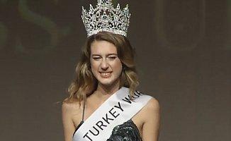 Miss Turkey 2017 güzelinin tacı geri alındı