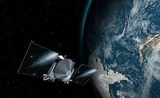 Osiris-Rex uzay aracı Dünya'nın yörüngesinden geçecek
