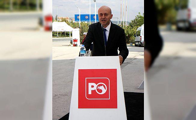 Petrol Ofisinden Eskişehir'e yeni akaryakıt istasyonu