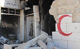 Saldırılar Suriye'de sağlık krizine yol açtı