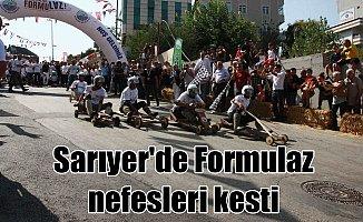 Sarıyer Formulaz nefes kesti: Türkiye'nin en eğlenceli Karadeniz yarışması