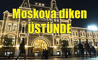 Son Dakika; Moskova'da bir haftada ikinci büyük korku