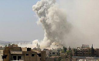 Suriye'de Esed rejiminin saldırıları sürüyor