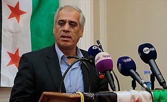 Suriyeli muhalifler 'ulusal ordu'yu destekliyor