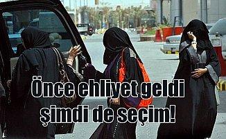 Suudi kadınlar artık oy kullanabilecek: Kralın başına güneş mi geçti