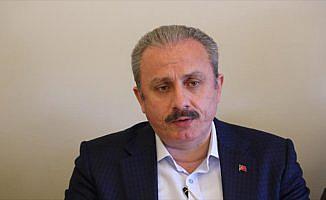 TBMM Anayasa Komisyonu Başkanı Şentop: İsrail'in bölgede bir tampon bölge oluşturma isteği var