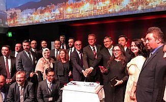THY İsviçre'de 50. yılını kutladı