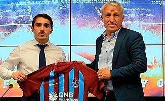 Trabzonspor'da Abdülkadir'in sözleşmesi uzatıldı