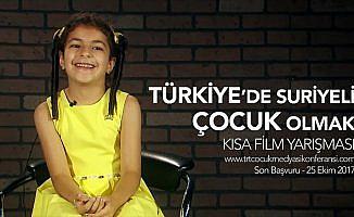 TRT'den kısa film yarışması