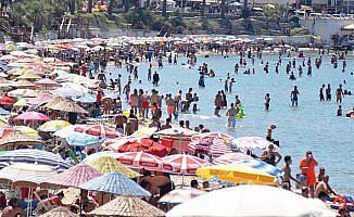 Turizmciler 'çifte bayram' yaşadı