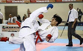 Türk karatecilerden 7 madalya geldi