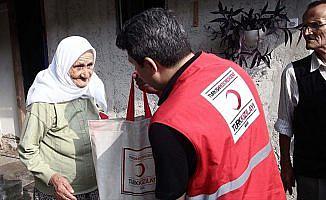 Türk Kızılayı, 125 bin hisselik vekaleten kurban kesimlerine başladı