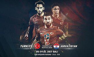Türkiye, Hırvatistan'ı konuk ediyor