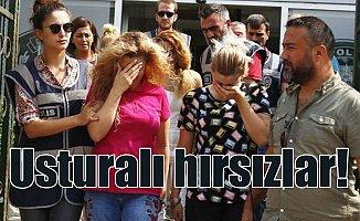 Ustralı kadın hırsızların yöntemi polisi hayrete düşürdü