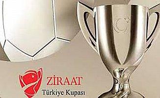 Ziraat Türkiye Kupası 3.Tur'da elenen takımlar belli oldu