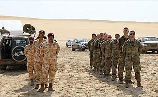 ABD, Körfez'deki bazı askeri tatbikatlarını durduracak