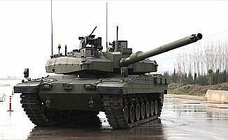 Altay tankına yerli motor için yeni ihale açıldı