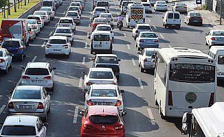 Ankara'da pazar günü bazı yollar trafiğe kapatılacak