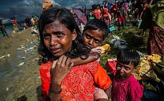 Arakanlı Müslümanların Myanmar-Bangladeş sınırındaki dramı sürüyor