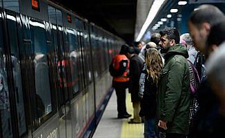 'Asrın projesi' Marmaray ile 4 yılda 226 milyon yolcu taşındı