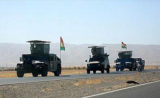 Bağdat'tan 'Peşmerge füze kullandı' açıklaması