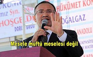 Başbakan Yardımcısı Bozdağ'dan müftülere nikah kıyma yetkisi açıklaması