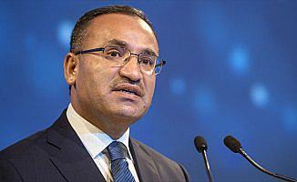 Başbakan Yardımcısı Bozdağ: Irak'ın kuzeyine yönelik yaptırımlar masamızda