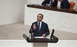 Başbakan Yardımcısı Bozdağ: OHAL gereklilikler sürdürdükçe devam edecek