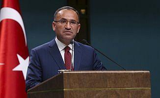 Başbakan Yardımcısı Bozdağ: TBMM'nin ortak mücadelesi olması gerekir