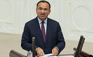 Başbakan Yardımcısı Bozdağ: Türkiye'nin terörle mücadelesi kararlılıkla devam edecek