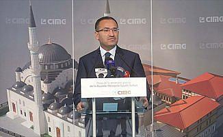 Başbakan Yardımcısı ve Hükümet Sözcüsü Bozdağ: AB üyelik sürecinden geri çekilme niyetimiz yok