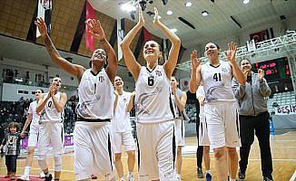 Beşiktaş Kadın Basketbol Takımı'nın konuğu Olympiakos
