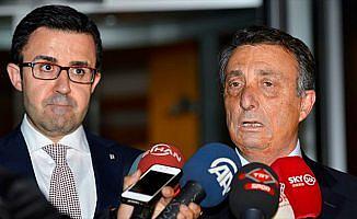 Beşiktaş Kulübü İkinci Başkanı Çebi: İnşallah derbi Beşiktaş'a yarayacak şekilde sonuçlanır