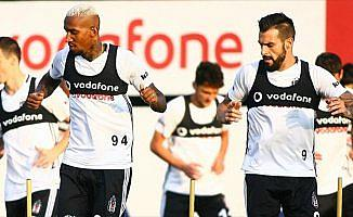 Beşiktaş milli oyunculardan yoksun çalıştı