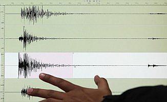 Bodrum açıklarında 4,2 büyüklüğünde deprem