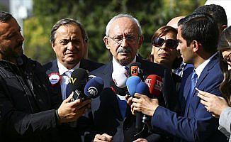 CHP Genel Başkanı Kılıçdaroğlu: Muhtarların yetkileri artırılmalı ve güçlendirilmeli