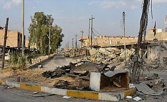 DEAŞ'ın Havice'de yol açtığı büyük yıkım