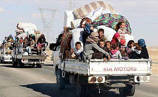 Deyrizor'dan sivillerin kaçışı devam ediyor